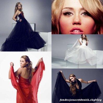 Miley cyrus : Gypsy Heart Tour, des nouvelles photos !