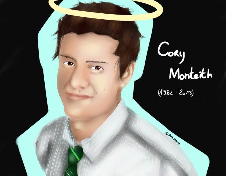 R.I.P Cory Monteith <3