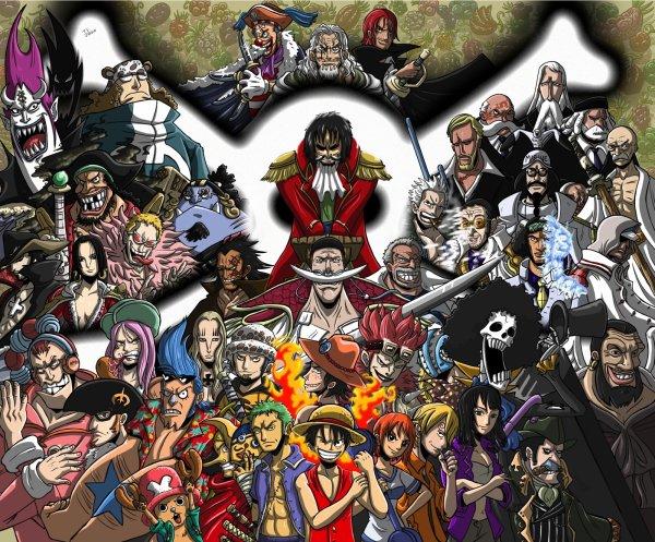 Quelque image One Piece !