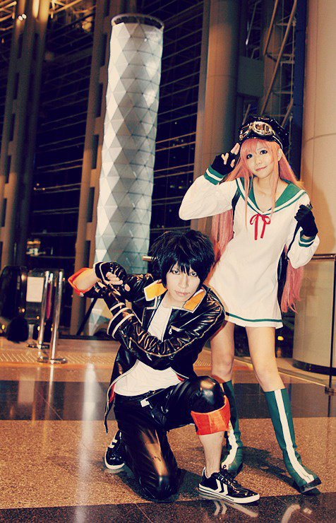 Cosplay air gear et vampire knight !