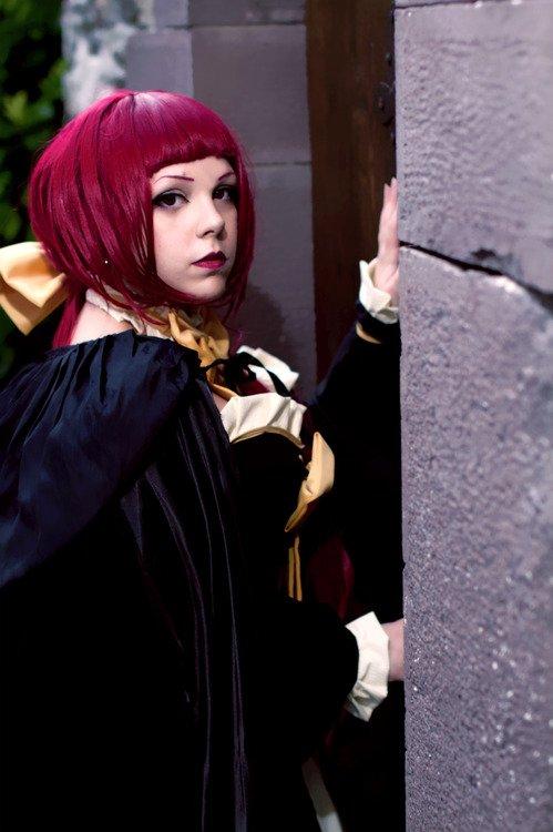 pandora hearts cosplay !