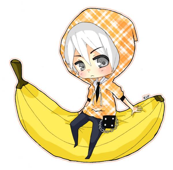 Banana Song (I'm A Banana) Si toi aussi tu kiff les bananes alors tu devrais aimer cet article ^o^