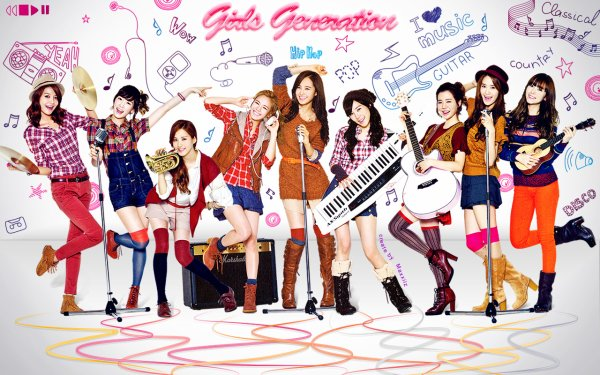 Girls' Generation/SNSD - Talk Talk (말해봐)