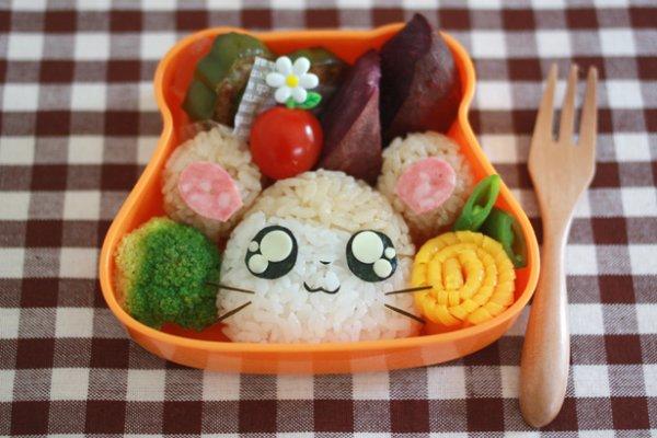 Kawaii Bento Character ^Δ^