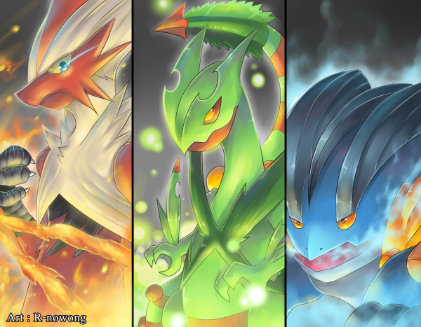 ✿ Hoenn Wallpaper ✿