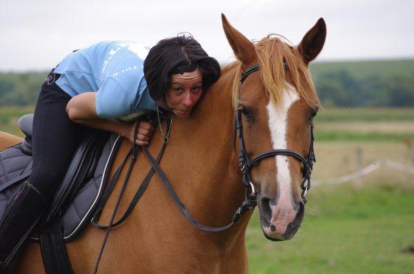 Mon poney ... Mon bonheur  ♥♥♥