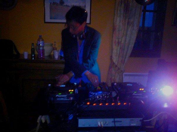 Moi Renaud en Mode DJ ^^
