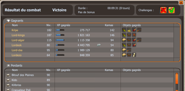 Encore un new record pex :p