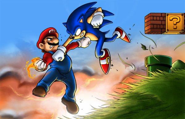 Sega Vs Nintendo