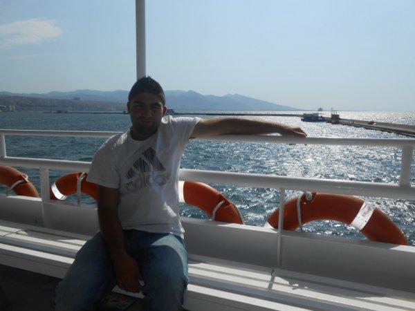 Moi à Izmir