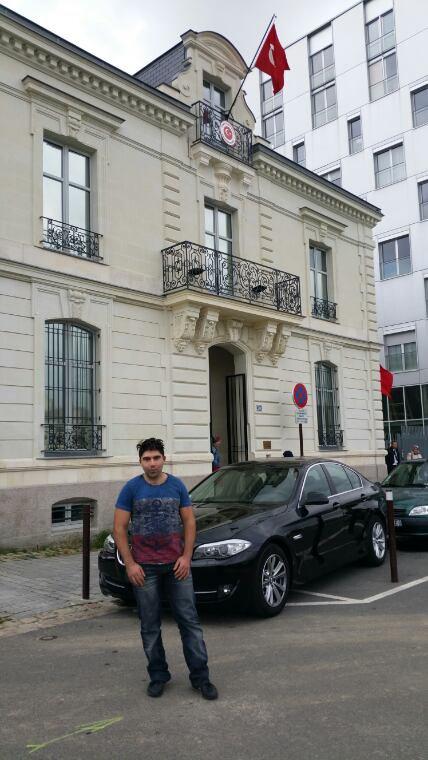 Moi encore à Nantes