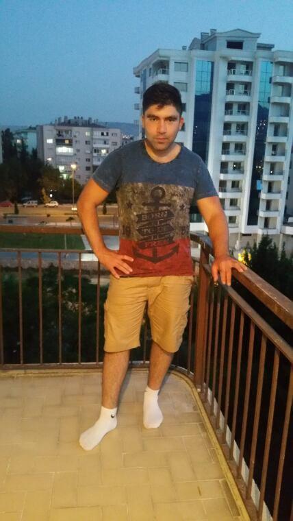 Moi à Izmir lol :-)