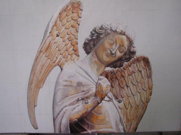 l'ange maintenant (ça c'est fait!!!)