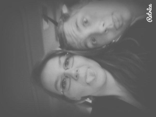 Mon frère et moi ;)
