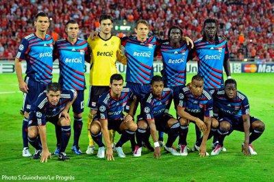 l éqquipe lyon en 2010-2011