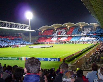 le stade gerland