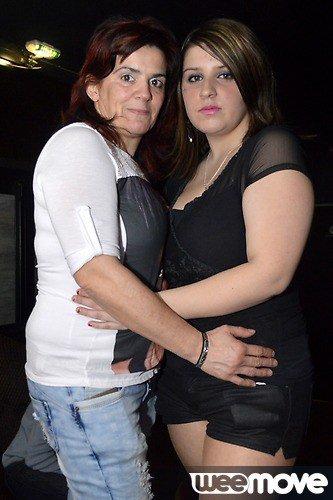 Moii et ma fille Adeline