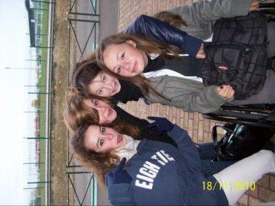 M0i, Aur0re, Eva et Hel0ïse♥