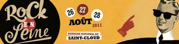 festival de Rock en Seine