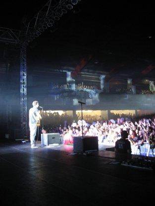 Photo du concert à Prague