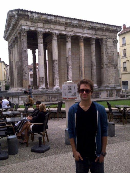 le Theatre antique de Vienne