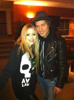 David & Avril Lavigne 25/26 Octobre