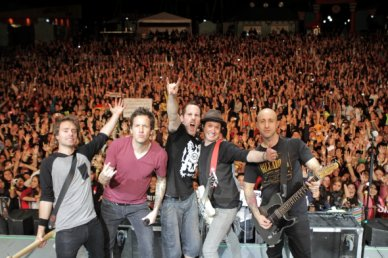 Simple Plan & Mexico