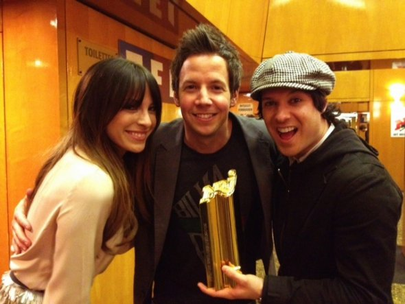 NRJ music award 2012 video & photo