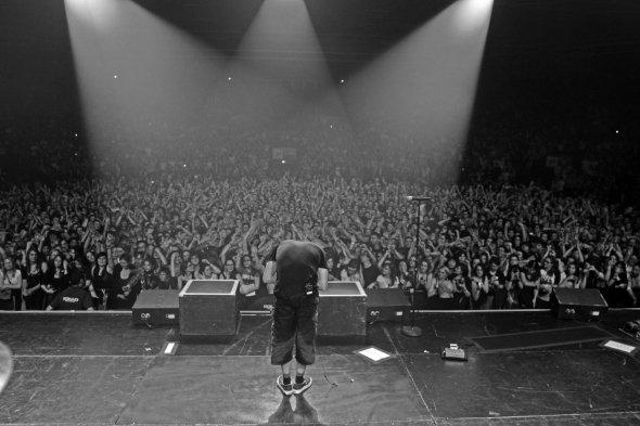 Paris, Zenith 16 mars 2012