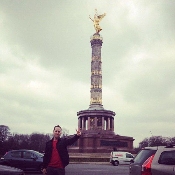 Chuck & Seb à Berlin