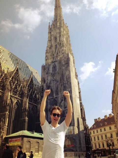 Seb à Vienne