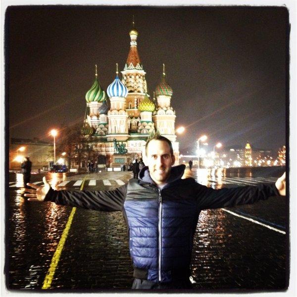 SP à Moscou