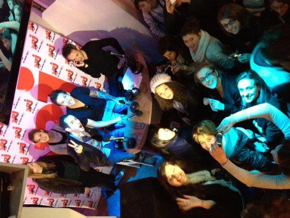Photo de SP sur NRJ Toulouse le 25/04/2012