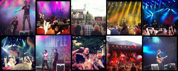 Festival Peace&love en Suède