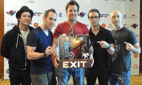 Simple Plan fera un spectacle acoustique aux États-Unis