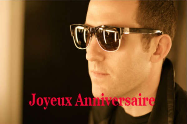Happy Birthday Chuck Comeau