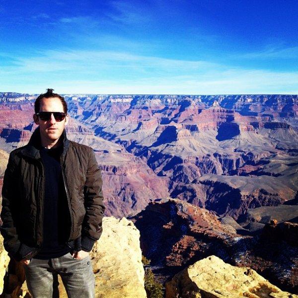 Chuck en Arizona