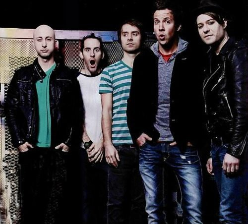 Simple Plan de retour en France !