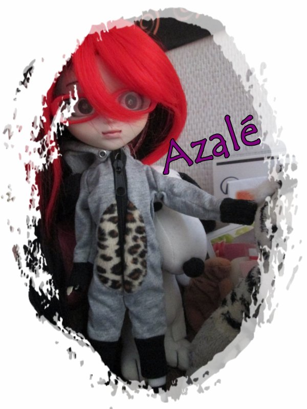 Vente Azalé
