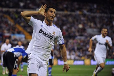 Ronaldo en forme !