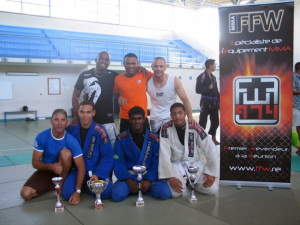 nos champion de la competition du grappling gi a st suzanne