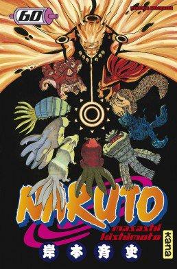Naruto Tome 60 et 61 et Planning épisodes Octobre