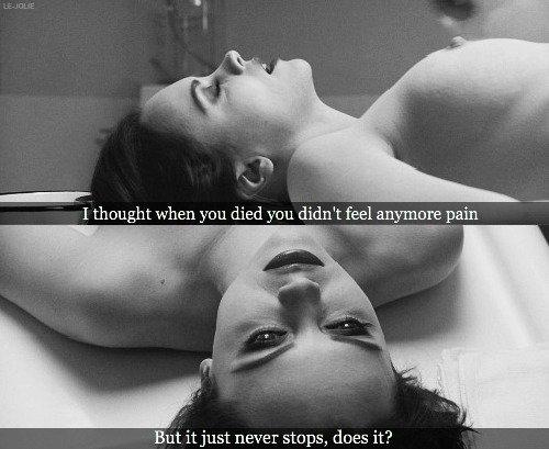 Douleur pure