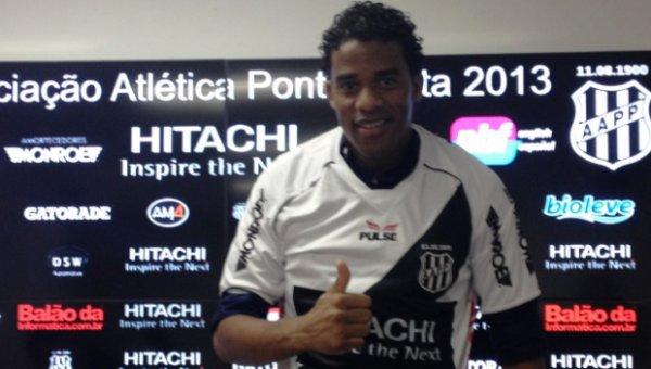 Brésil : Betao (ex-Evian TG) rentre au pays