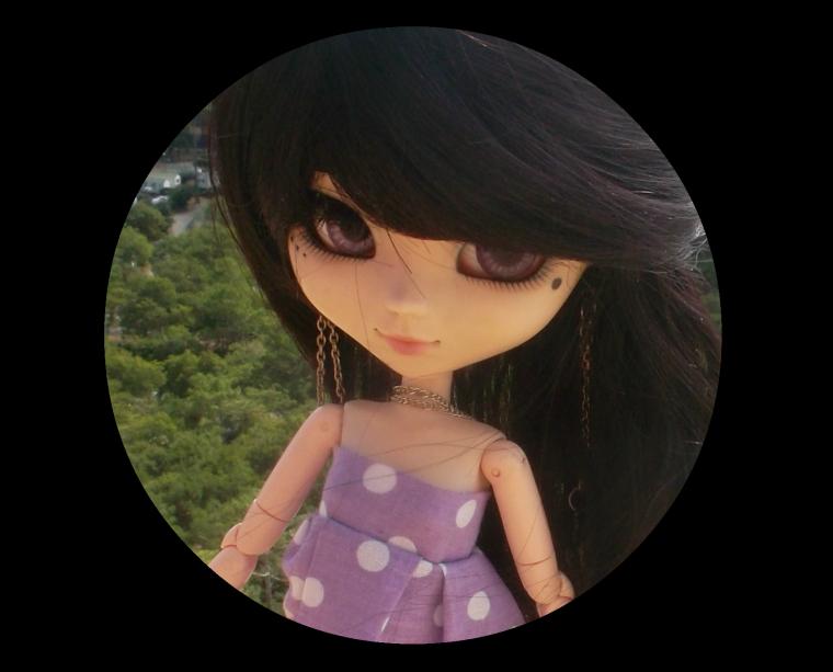 Ma 1ere Pullip : Nina Stevencheep