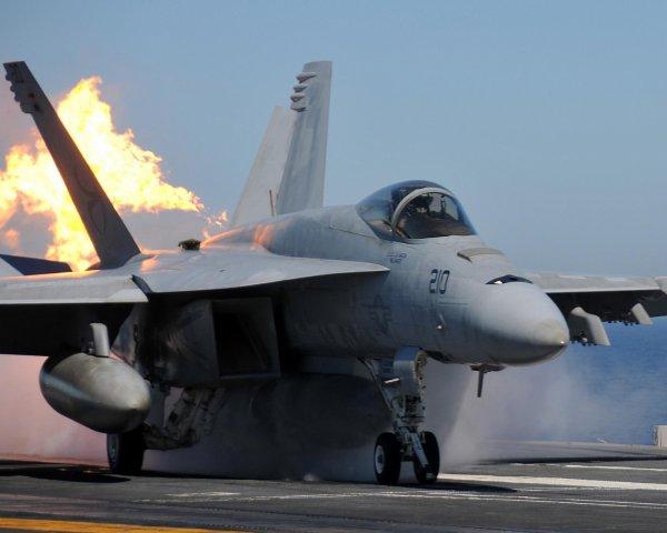 Le F18 super hornet