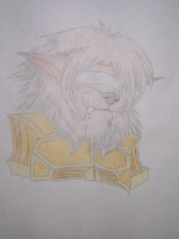 Un lion ^^