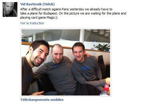 Facebook time !