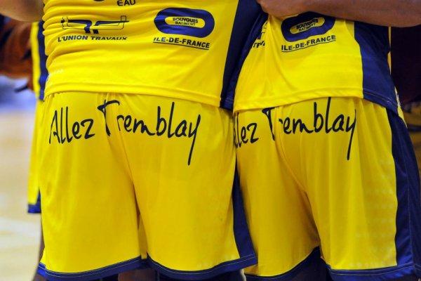 Tremblay-en-France 32-26 Chambéry
