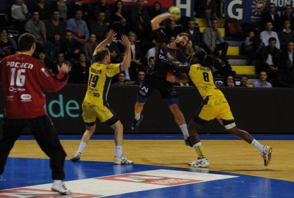 Montpellier 38-20 Tremblay-en-France